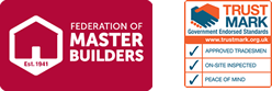 Members of Federation of Master Builders and Trust Mark